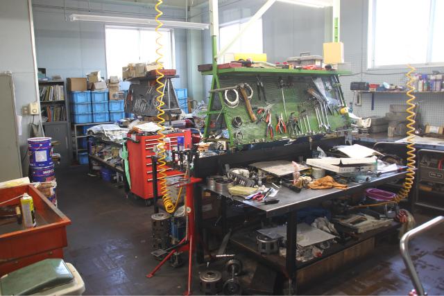 工場風景image